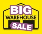 Big Warehouse Sale promo code