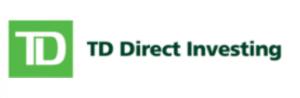 td direct investing voucher