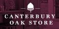 Canterbury Oak Store voucher code