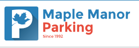 maple manor parking discount