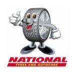 National Tyres and Autocare voucher